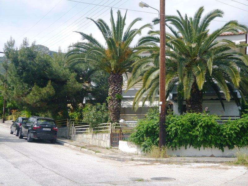 Summer & city breaks Villa, aluguéis de temporada em Symvoli