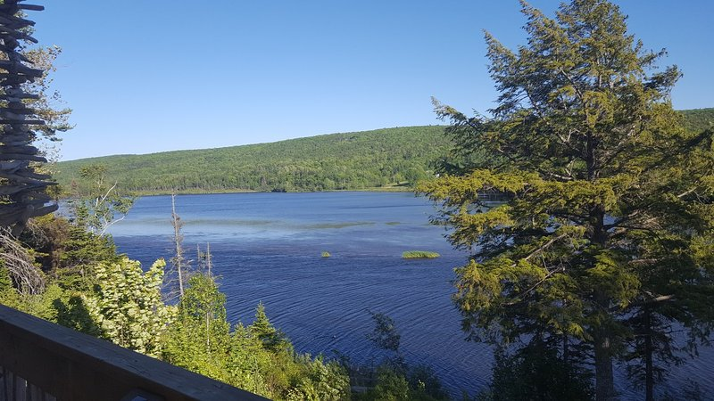 River Denys Lodge at the Mouth to the Bras d`Or Lake on Cape Breton Island, holiday rental in St. Peter's