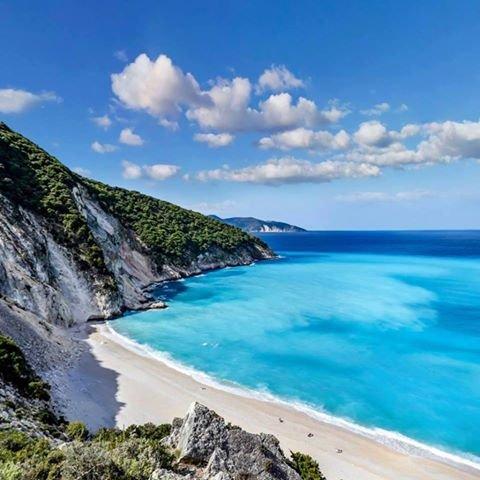 myrtos praia