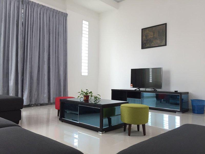 Conus Luxury Bungalow Homestay, alquiler de vacaciones en Central Melaka District