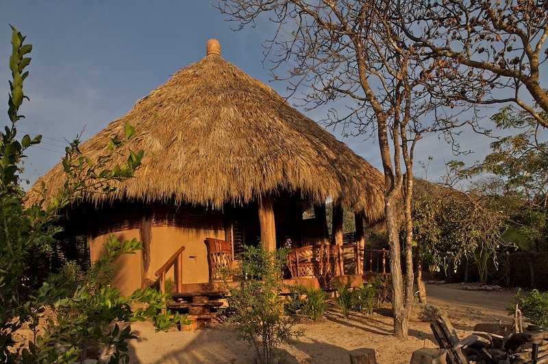 Casa Porvenir-El NIdo - A Tropical Palapa Paradise, holiday rental in Troncones