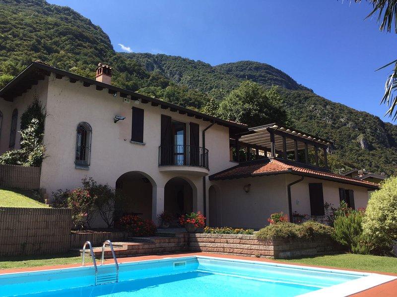 Villa Maria.