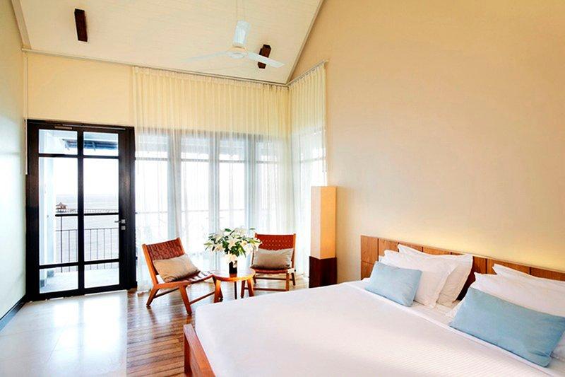 Premier Sea View Room @Turi Beach Resort, holiday rental in Riau Islands Province
