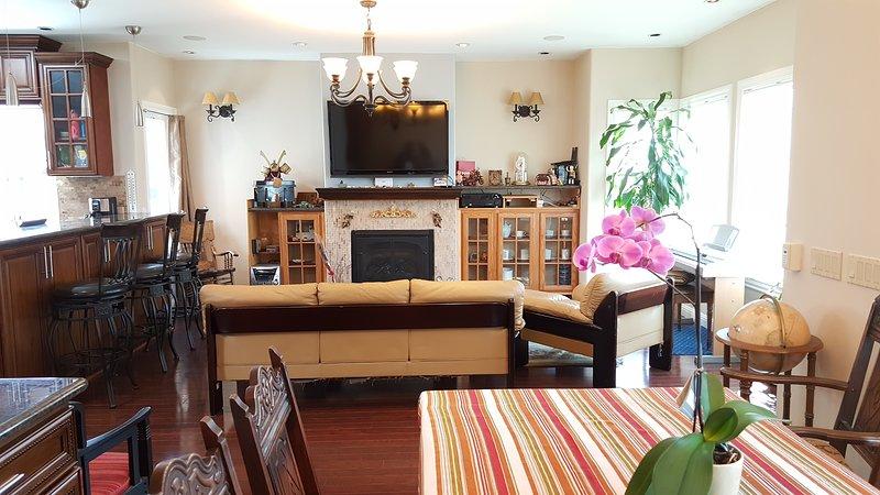 2010 Built High End Luxury 3 Bed/3 Bath Radiant Heated Home, alquiler vacacional en San Francisco