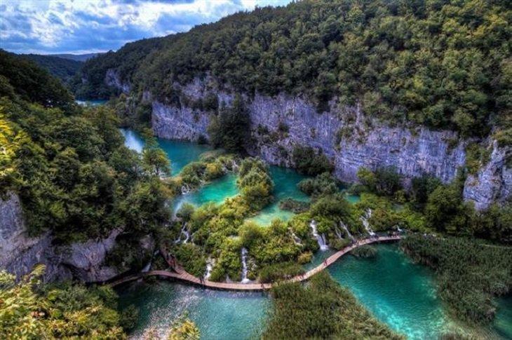Quite place near Plitvice Lakes 2, casa vacanza a Plitvice