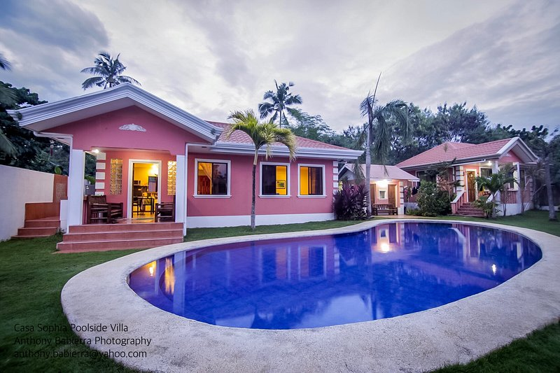 Casa Sophia Poolside Villa near Alona Beach, vacation rental in Panglao Island
