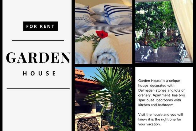 Garden House, holiday rental in Supetar