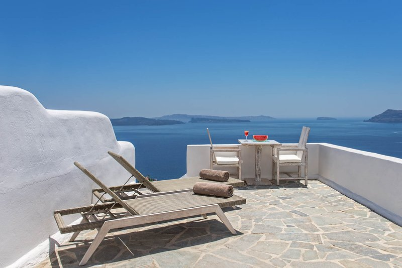 Ivory Suite, holiday rental in Oia