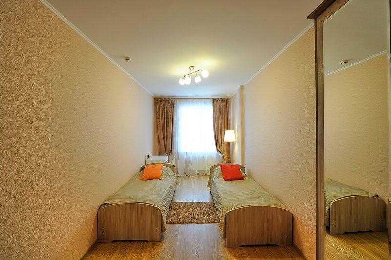 Апартаменты 9 ночей Пермь, vacation rental in Perm Krai