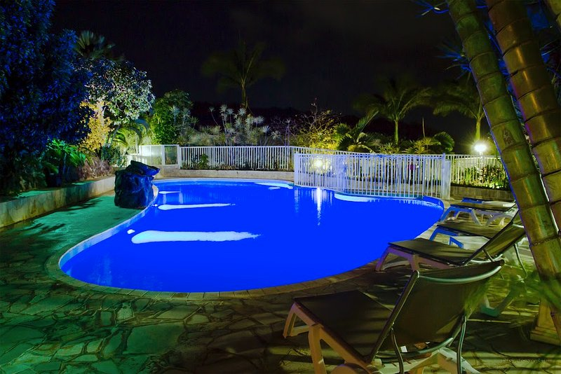 Nice apartment with shared pool, vacation rental in Rifflet