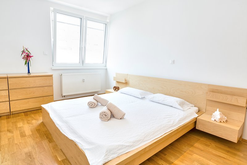 Apartment Panda 777, holiday rental in Ljubljana