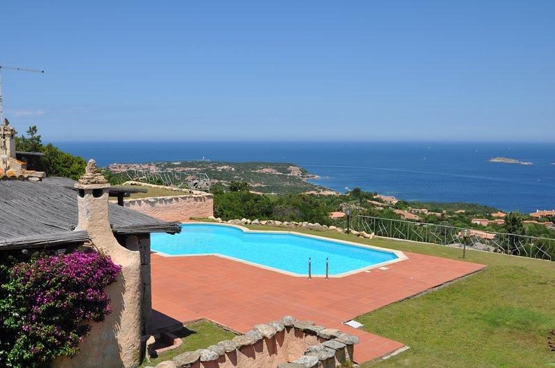 Villa Paradiso 2 Porto Cervo, vacation rental in Porto Cervo