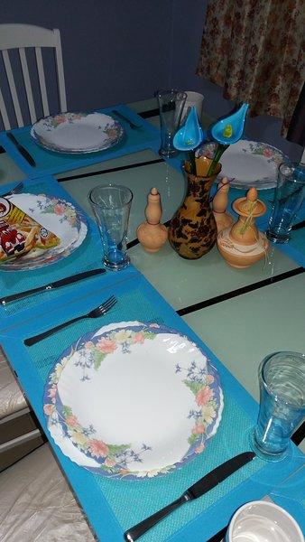 Cuisine et salle à manger Table