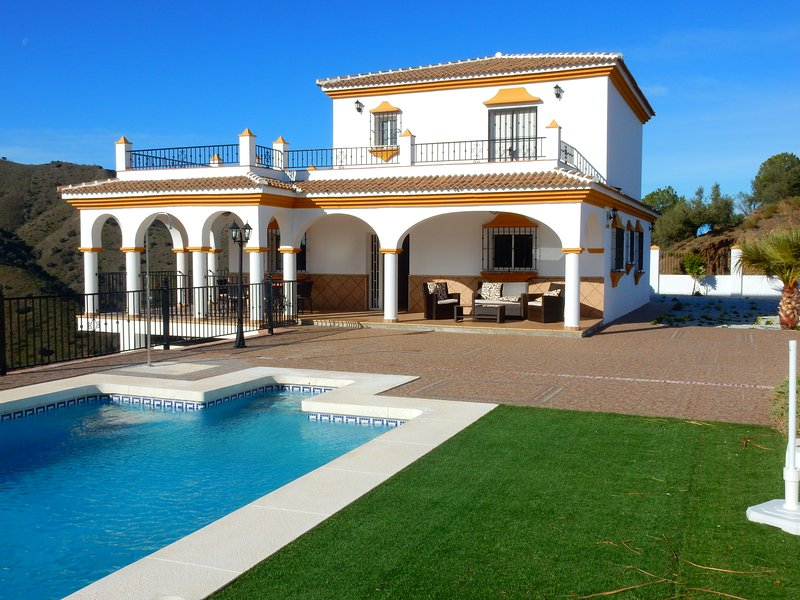 Villa Jazmín, holiday rental in Vinuela