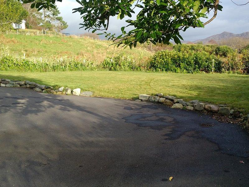 Vistas al jardín Dic el año 2016