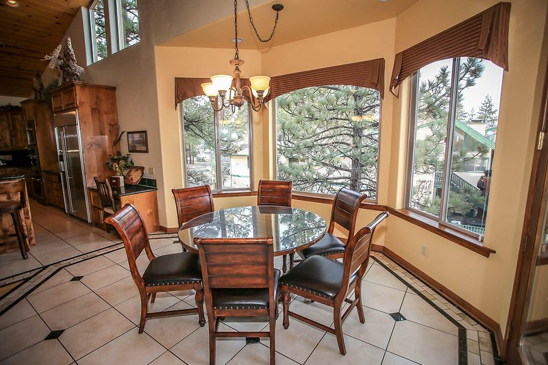 Lake-View Dining Room- 2nd Level