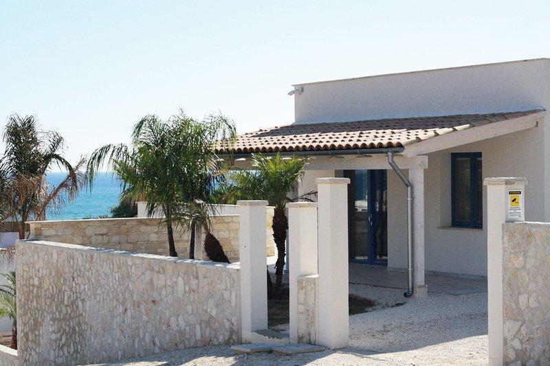 Demeter house entrance