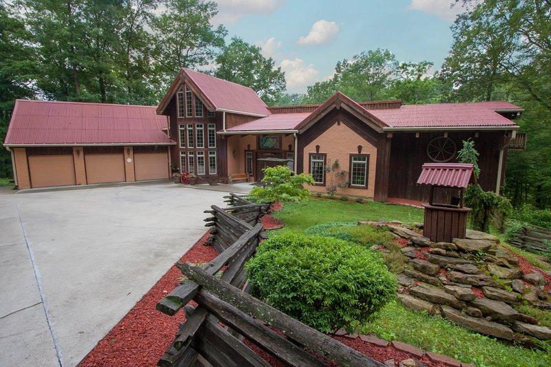 Indiana Wooded Paradise Retreat, LLC, alquiler vacacional en Poland