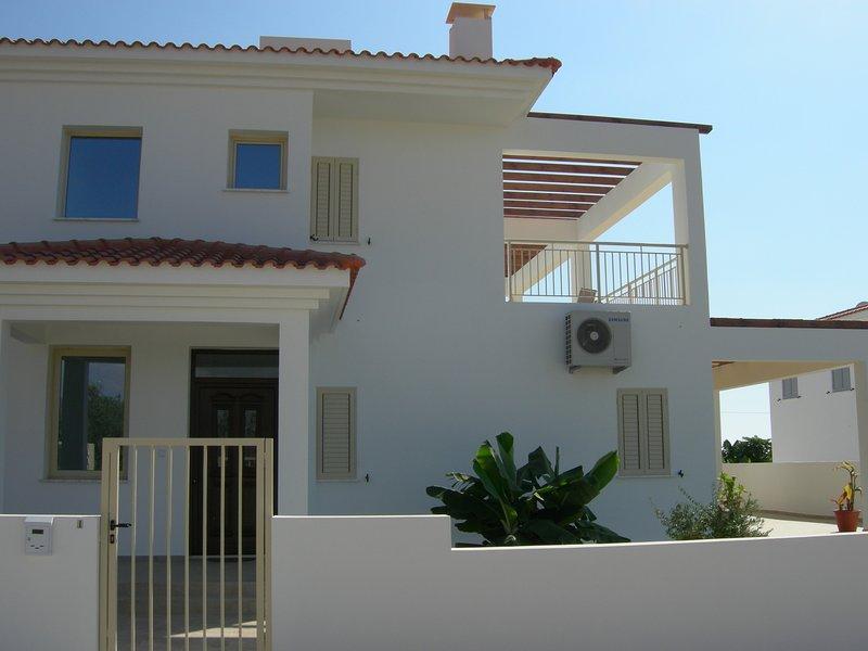 Despina Villa 1, holiday rental in Kissonerga