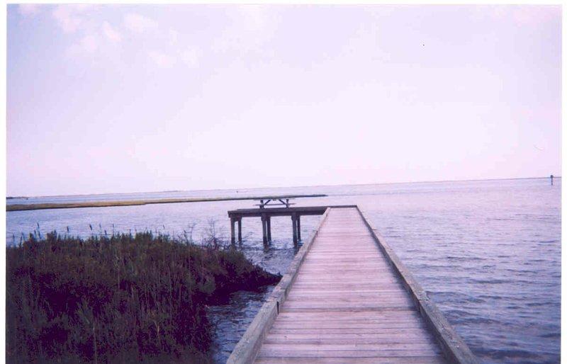 Community Fishing and Crabbing Pier, Ocean City, MD