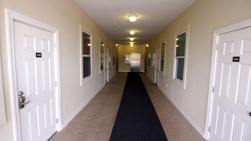 Secure Entrance - Safe entrance with easy access since this unit is on ground floor!