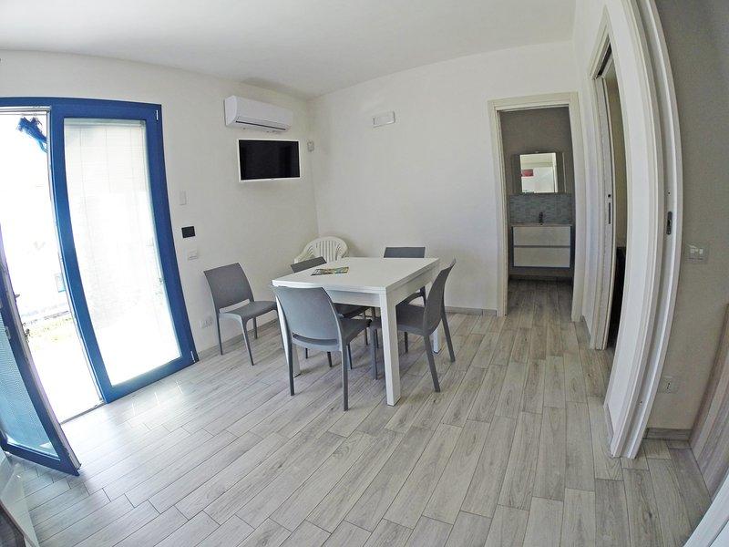 Villa Artemis Cuisine / Salon