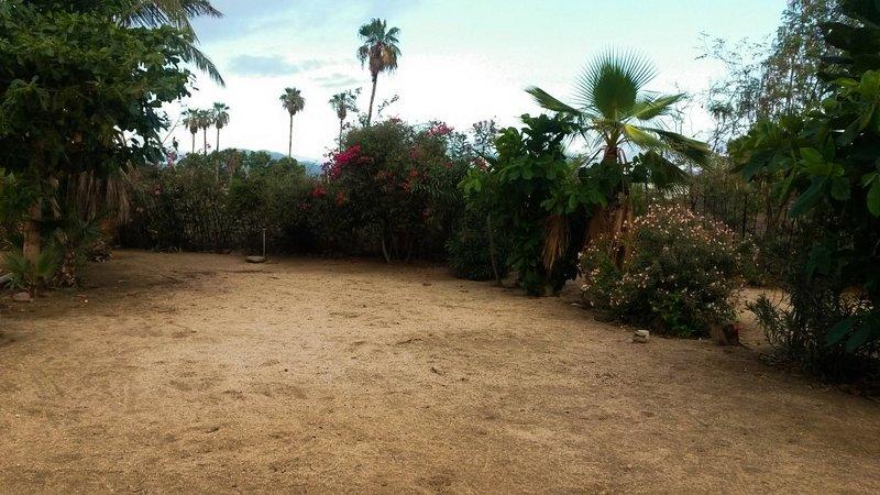 Baja Serena: Trailer Park, vacation rental in El Pescadero