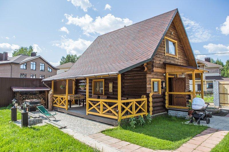 Теремок, holiday rental in Kostroma