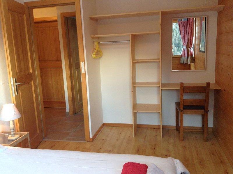 Corner Double bedroom