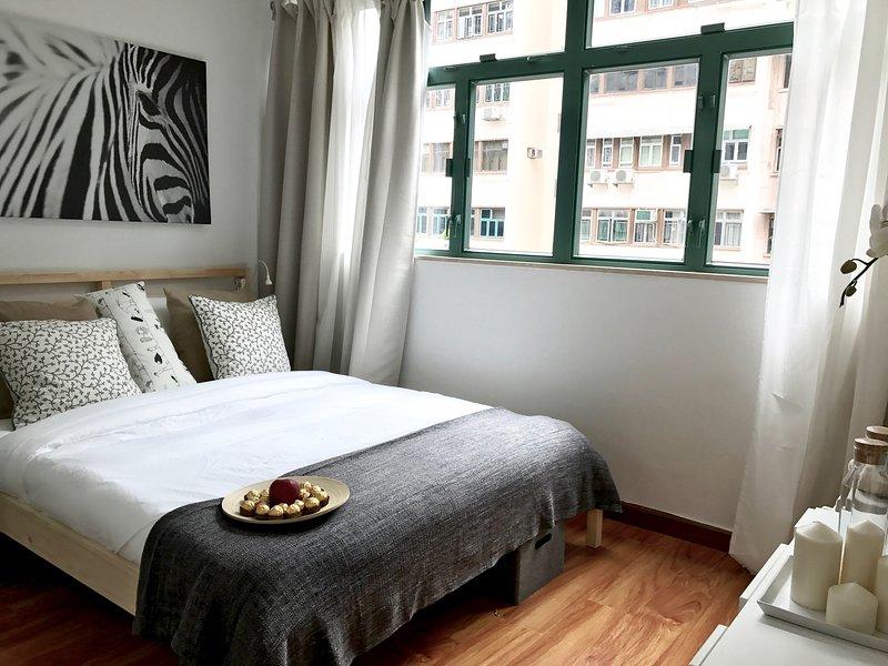 European Style 3 Bedrooms 4 Beds 2bath Nathan Road At Yau Ma