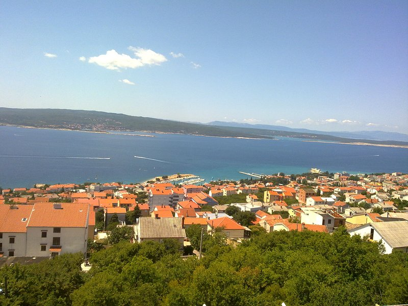 Apartments Panorama 1, holiday rental in Crikvenica
