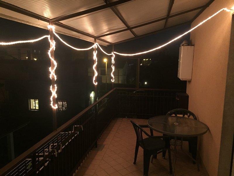 Ampia terrazza a pochi minuti da Venezia, vacation rental in Olmo di Mira