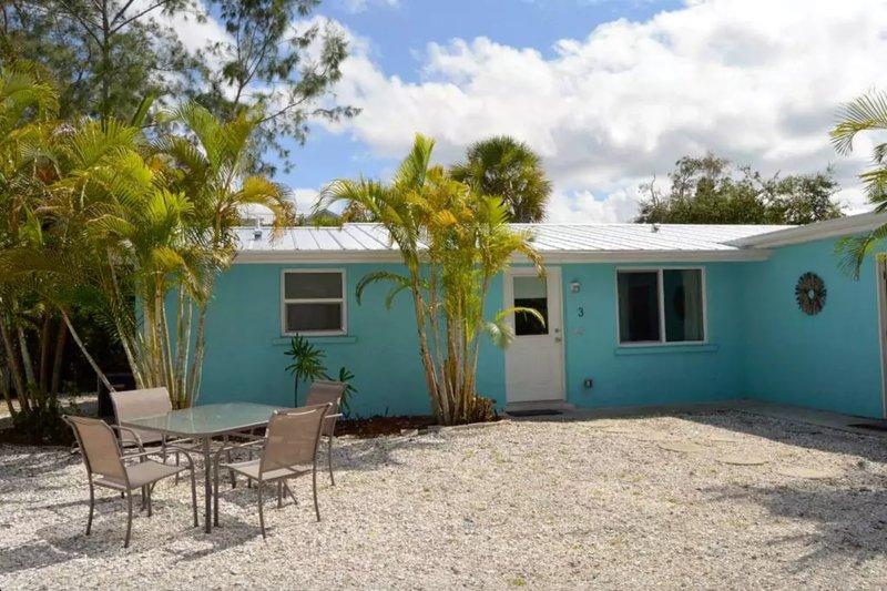 1 unidad de un dormitorio situado en Siesta Key - a poca distancia de la playa, bares, tiendas