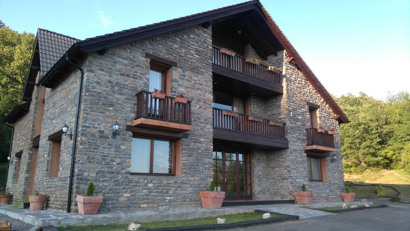 Nice house in the Pyrinees