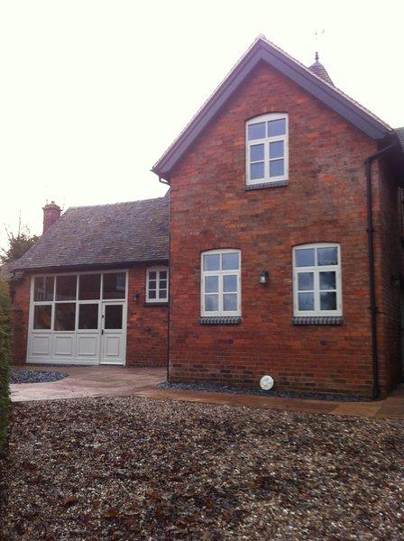 Woodleighton Cottages - frente de la propiedad