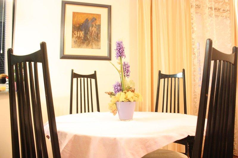 Purple Rain apartment, holiday rental in Belgrade