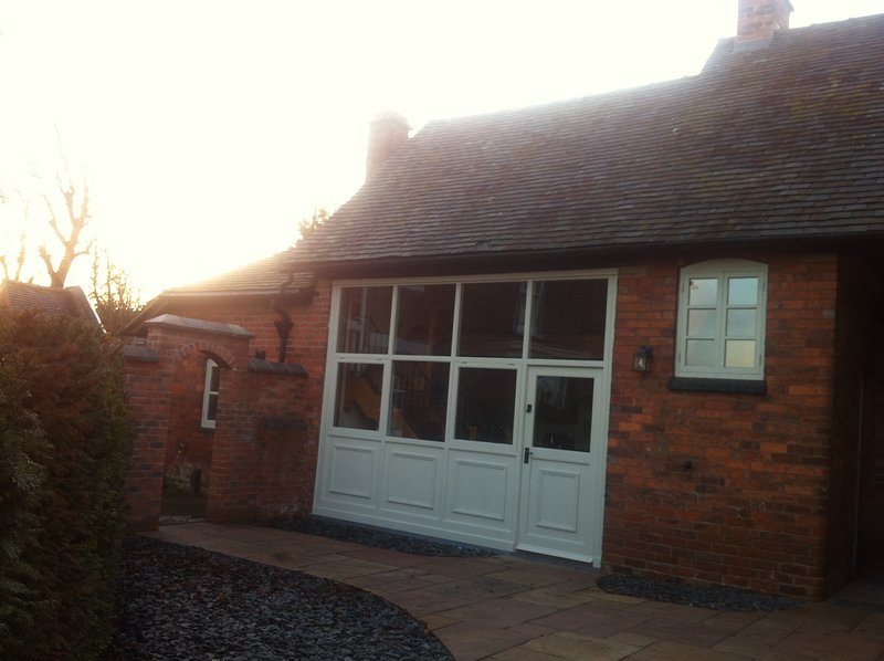 Front of property - The Old Coach House