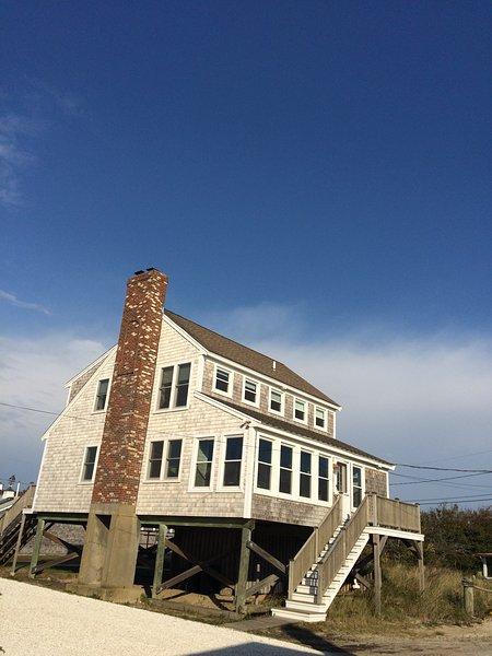 Fronte di Beachhouse