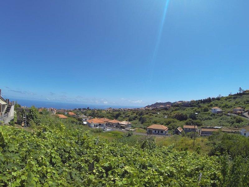 HOUSE AT SANTANA VILLAGE (MADEIRA), holiday rental in Santana