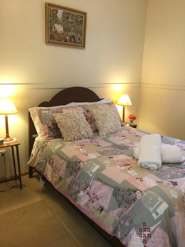 Park Hill Cottage Farmstay habitación doble