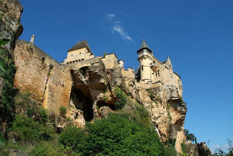 el castillo de Montfort