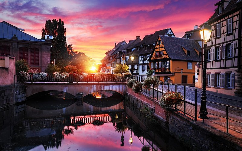 Colmar, ranked 37th by the New York Times!