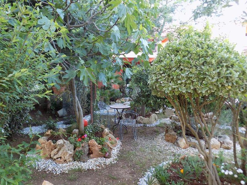jardin supérieur