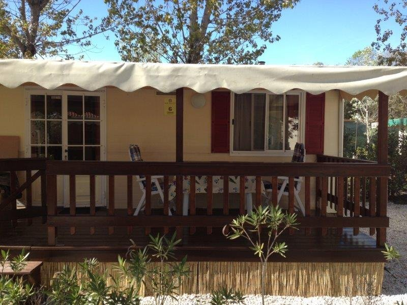 Mobile Home, Mobile Home Camping paradiso