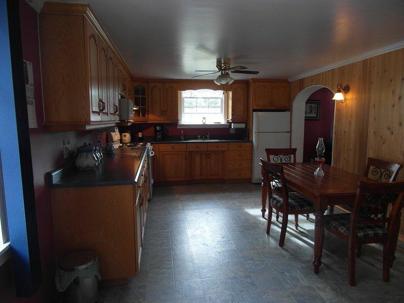 A kitchen to enjoy
