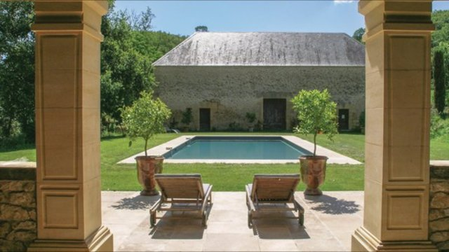 Demeure de standing-Piscine et Pool-House exceptionnels., holiday rental in Grolejac