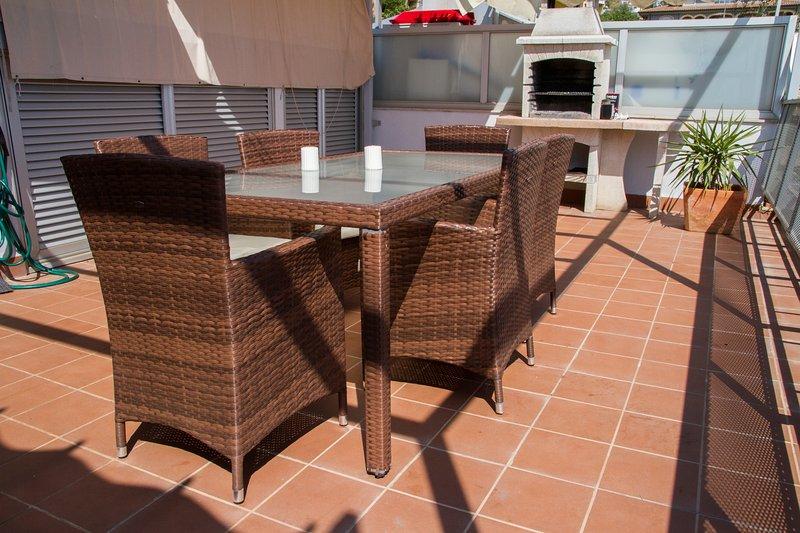 APARTAMENTO TEYDE, vacation rental in Santa Susanna
