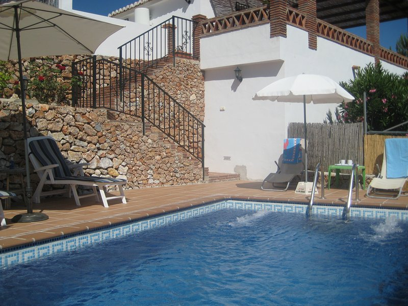 Casa en Frigiliana, Málaga, holiday rental in Frigiliana