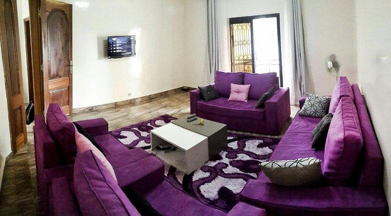 Appartement meublé à louer à Yoff, aluguéis de temporada em Região de Dakar