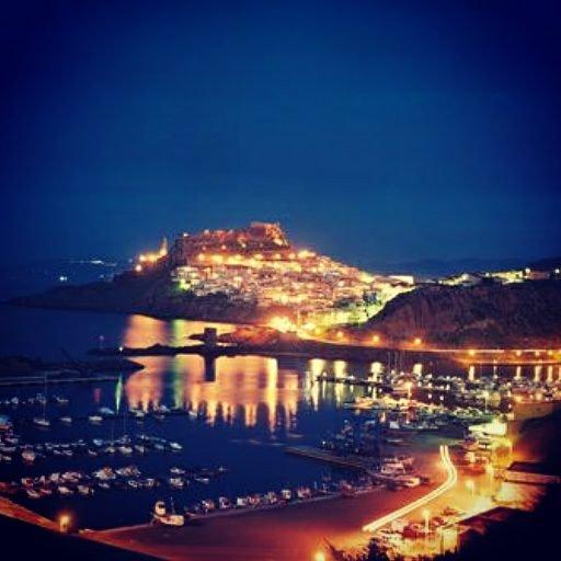 night Castelsardo